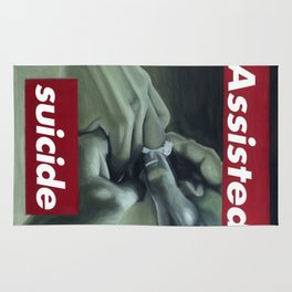 Assisted Suicide Rug