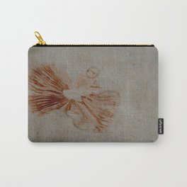 Mushroom Drawing Carry-All Pouch