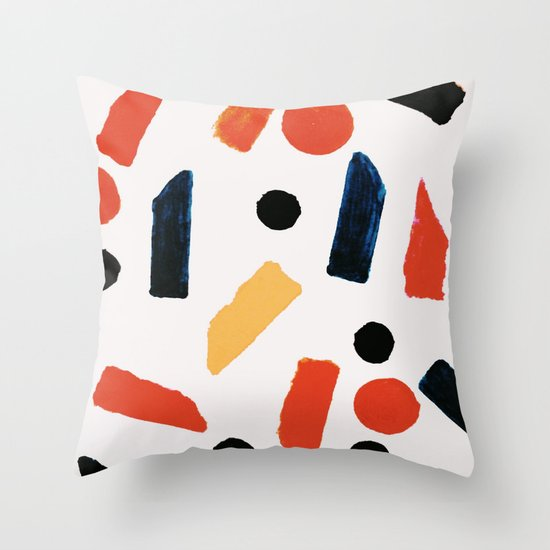 Kosepela Throw Pillow