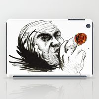 cigarette iPad Cases featuring Cigarette by Anna Pietrawska