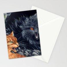 Yellowfang and Firepaw Stationery Cards