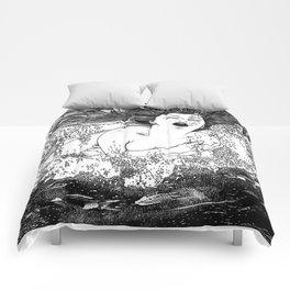 asc 512 - La noyade (The drowning) Comforters