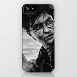 Daniel Radcliffe iPhone Case