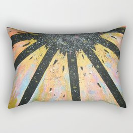 Explode! Rectangular Pillow