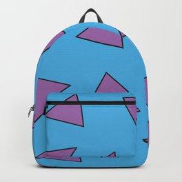 Rocko's Triangles Backpack