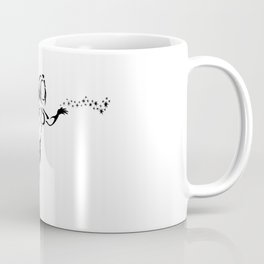 Sexy Fairy in Flight Coffee Mug