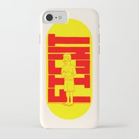 fight iPhone & iPod Cases featuring Fight by Prince Arora