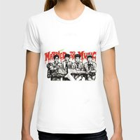 shinee T-shirts featuring Married to the Music - SHINee by fabisart