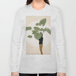 Too Litle for this Pot Long Sleeve T-shirt