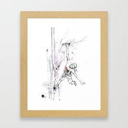 Atelier Man Framed Art Print