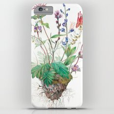 Wildflowers iPhone 6 Plus Slim Case