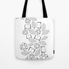 recycle reuse Tote Bag