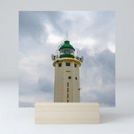Antifer Lighthouse Mini Art Print