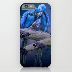 When I'm Feeling Blue Slim Case iPhone 6s