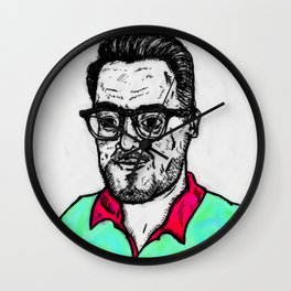 Selfy, Raúl Wall Clock