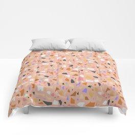 Terrazzo arlecchino Comforters