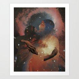 Held Art Print