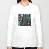 acid Long Sleeve T-shirts featuring Acid by MonsterBrown