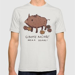 moar boars T-shirt