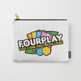 Fourplay Carry-All Pouch