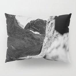 PUSH THROUGH Pillow Sham