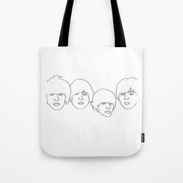 GeorgeJohnRingoPaul Tote Bag
