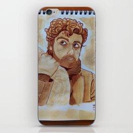Oscar Isaac - Inside Llewyn Davis (III)  iPhone Skin