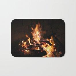 Campfire. Bath Mat
