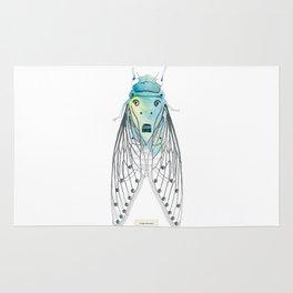 Cicadae Musicadae Rug