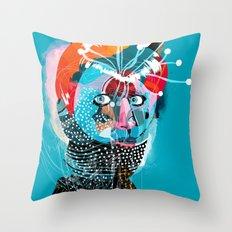 061113 Throw Pillow