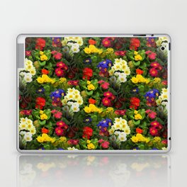 Flowers Galore Laptop & iPad Skin