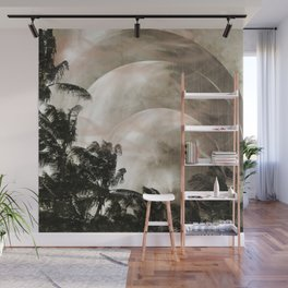 The Gathering Of the Moons Wall Mural