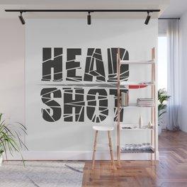 Headshot Wall Mural