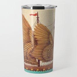Winged Odyssey Travel Mug