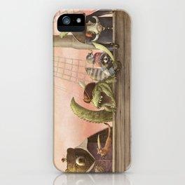 Pirates! iPhone Case
