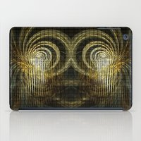 majoras mask iPad Cases featuring Mask by Armine Nersisian