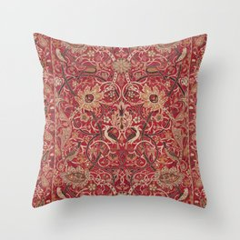 William Morris Bullerswood Pattern Throw Pillow