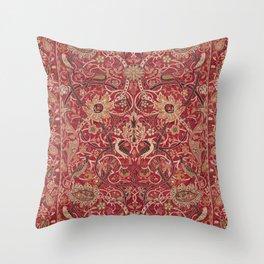 William Morris Bullerswood Pattern Throw Pillow