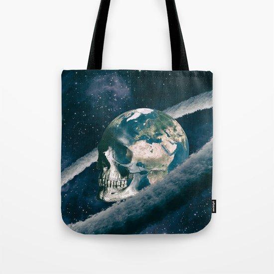 The Old Traveller Tote Bag