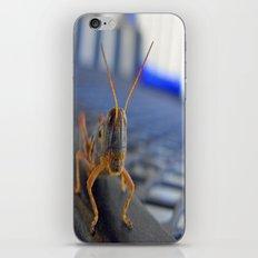 SMILE :-)) iPhone & iPod Skin