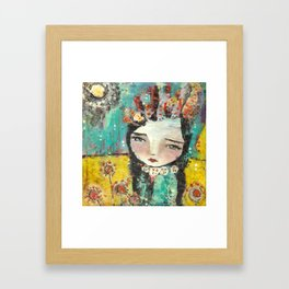 A Sense Of Place Framed Art Print