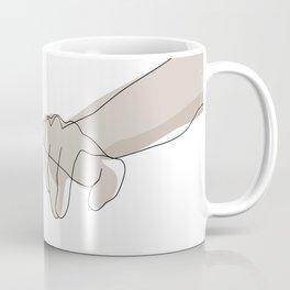 Pinky Shades Coffee Mug