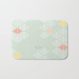 Japanese Pattern: Spring Bath Mat