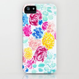 Kelley's Garden iPhone Case