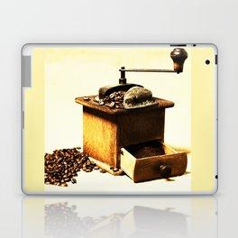 coffee grinder Laptop & iPad Skin