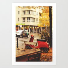 In berlin II Art Print