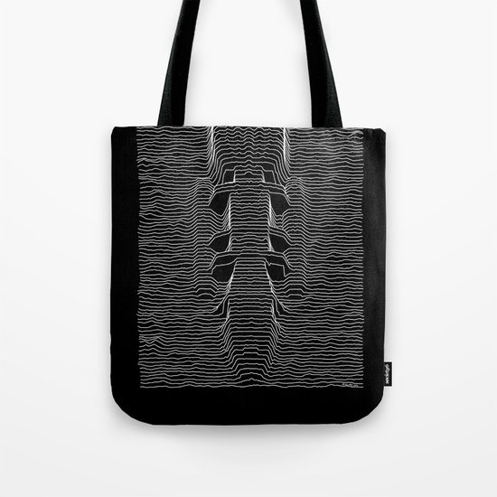 Galactica Division Tote Bag