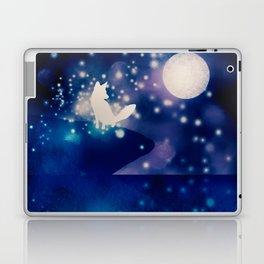 MOONLIGHT FOX Laptop & iPad Skin