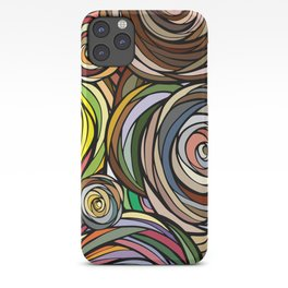 Rubberbands iPhone Case