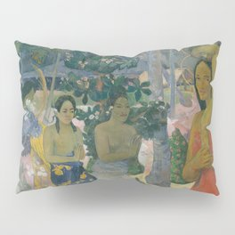 Paul Gauguin - Ia Orana Maria (Hail Mary) (1891) Pillow Sham
